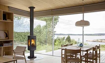 Conseil, installation poêle et cheminée
