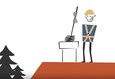 Ramonage et entretien de cheminée et poêle