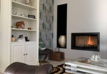 Vente et installation de poêles et cheminées