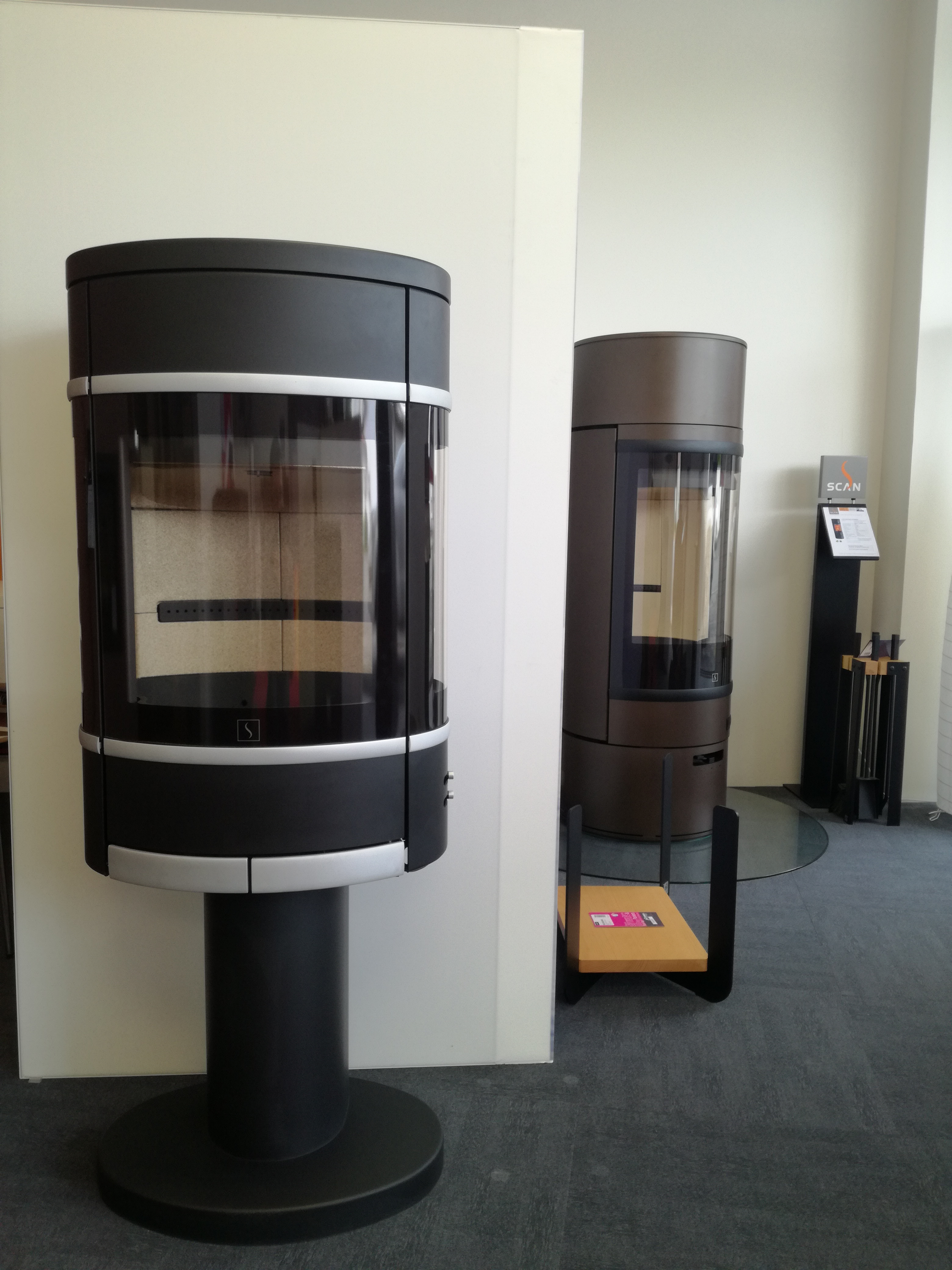 showroom barbezieux po le et chemin e jotul atra ild scan. Black Bedroom Furniture Sets. Home Design Ideas
